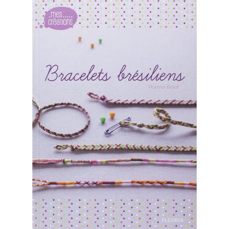 Livre bracelets bresiliens fleurus