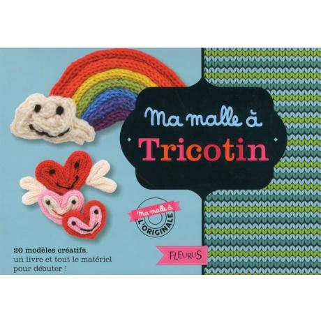 Ma Malle à tricotin (tva 5,5%)