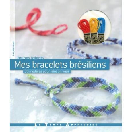 Livre mes bracelets bresiliens