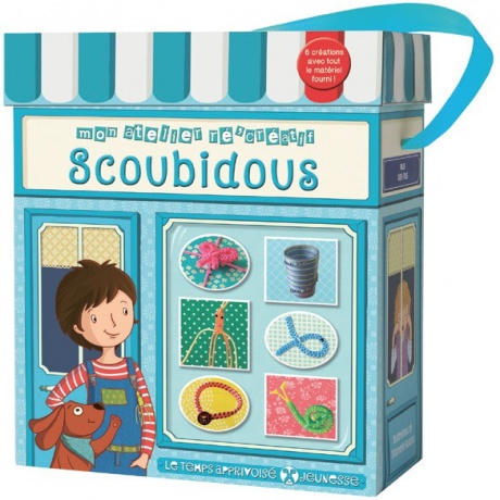 Coffret scoubidous