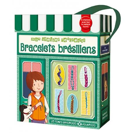 Coffret bracelets brésiliens