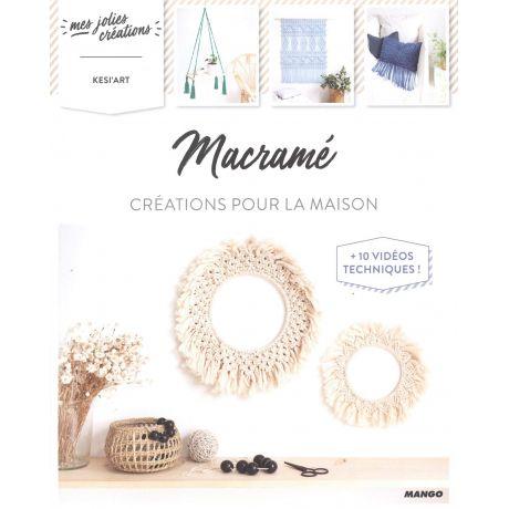 Macramé-créations pour la maison