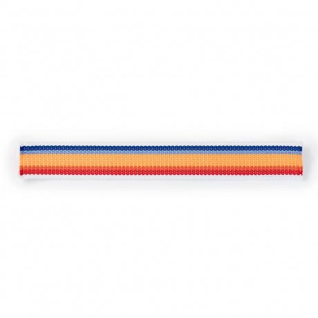 Sangle pour sac 40 mm blanc multicolore