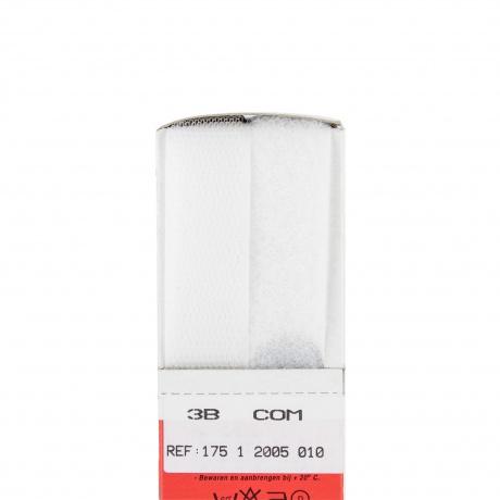 Ruban de la marque Velcro® 20mm blanc