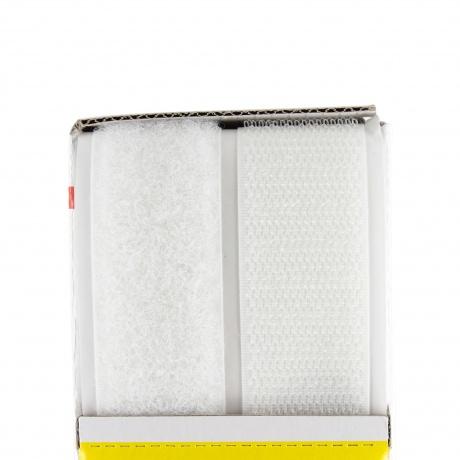 Ruban de la marque Velcro® -adh.2f- 25mm blanc
