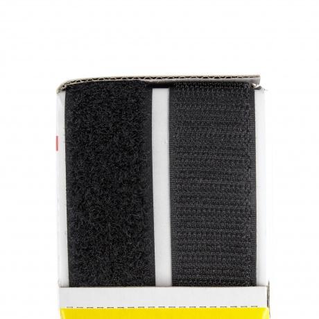 Ruban de la marque Velcro® -adh.2f- 25mm noir
