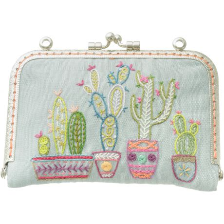 Kit cousette jolis cactus
