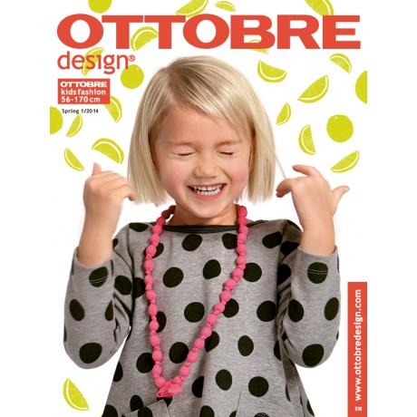 Ottobre Design® enfant 56-170cm printemps 2014