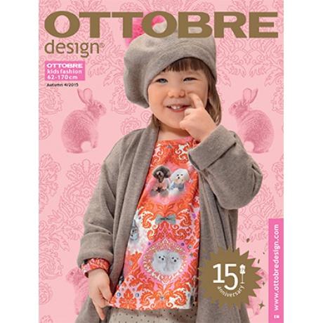 Ottobre Design® enfant 62-170cm automne 2015