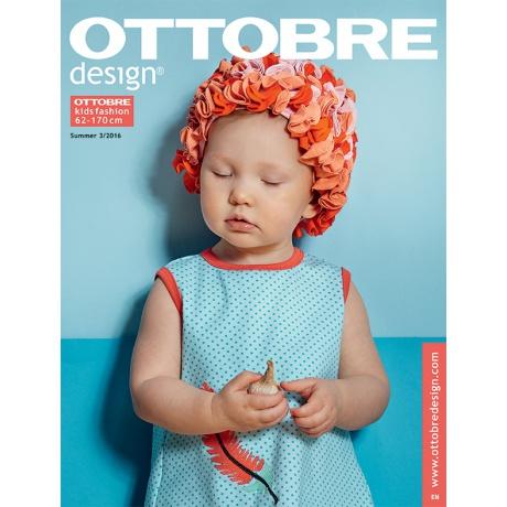 Ottobre Design® enfant 62-170cm été 2016