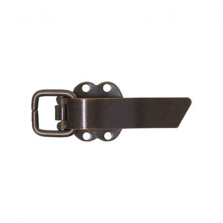 Clip fourrure métal