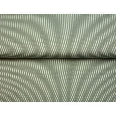 Jersey Stenzo imprimé petits pois coton bio