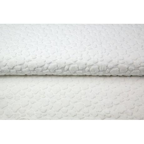 Fantasy knitwear jacquard towel Stenzo ivoire