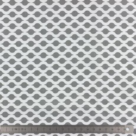 Popeline Stenzo 100% coton imprimé