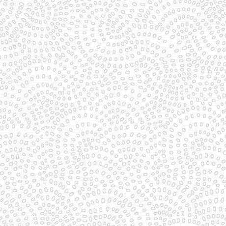 Tissu Dashwood twist blanc
