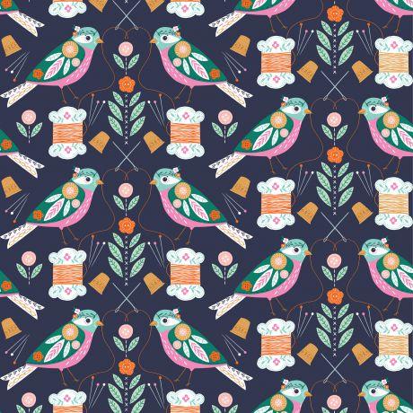Tissu Dashwood stitch