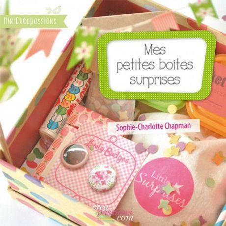 Mes petites boîtes surprises