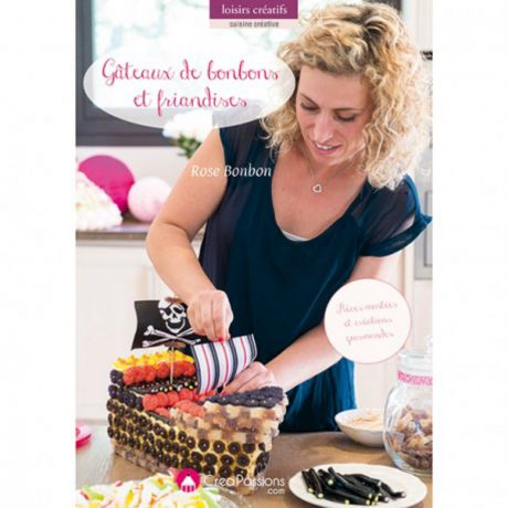 Gâteaux de bonbons et friandises