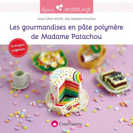 Les gourmandises en pâte polymère de madame patach