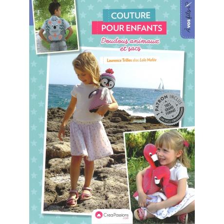 Couture pour enfants doudous animaux et sacs