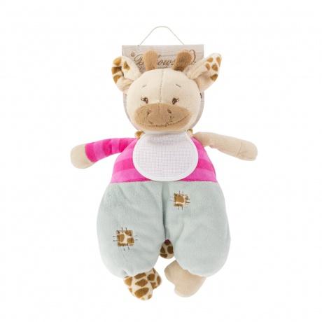 Doudou Baby girafe 28 cm