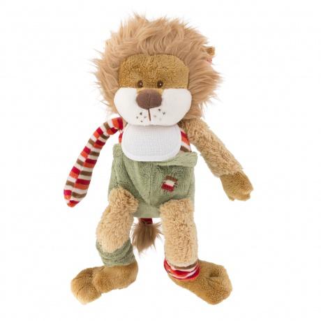 Doudou lion 30 cm