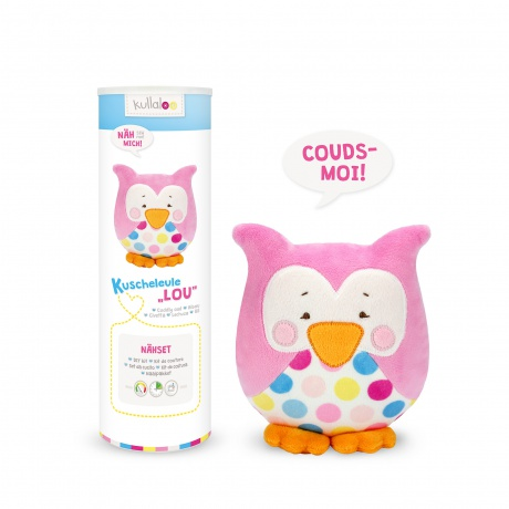 Kit Kullaloo hibou lou rose