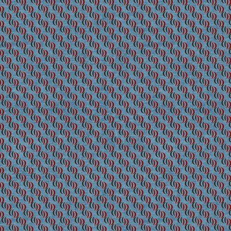 Tissu Stof fabrics petits motifs 112 cm