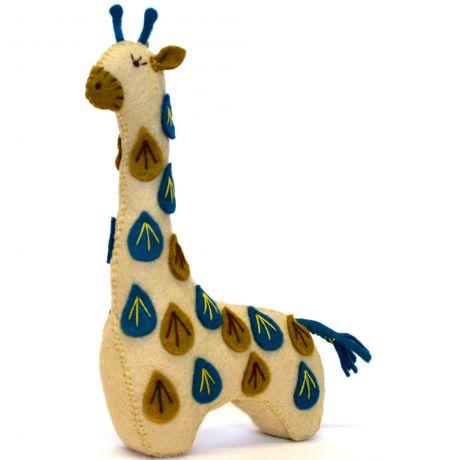 Kit feutrine madame la girafe