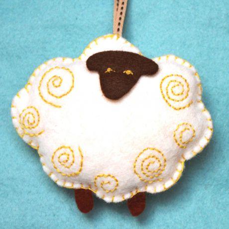Mini kit feutrine petit mouton