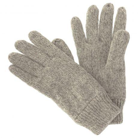Gants homme 30% laine 70% acryl. beige