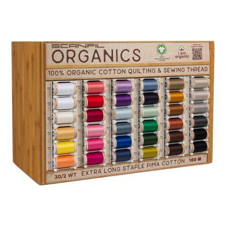 Présentoir Scanfil coton biologique