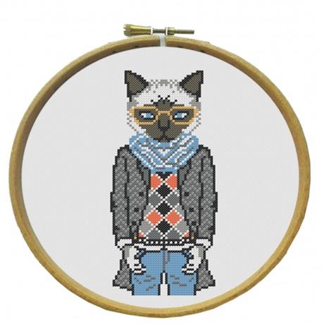 Tableau felix chat