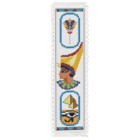 Marque page egyptien