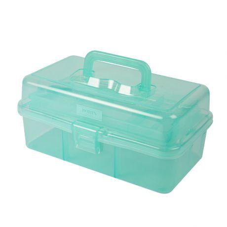 Boîte à coutre vert lagon