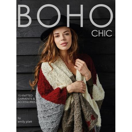 Boho chic knits - e platt