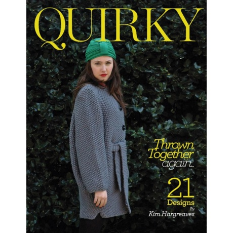Publication quirky by kim hargreaves