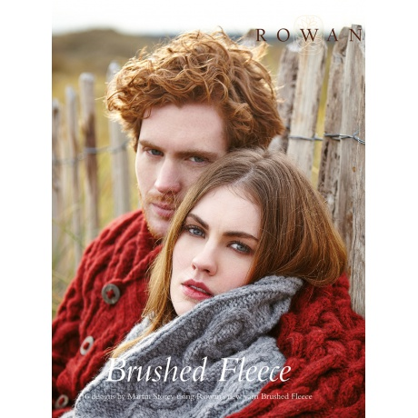Publication rowan brushed fleece