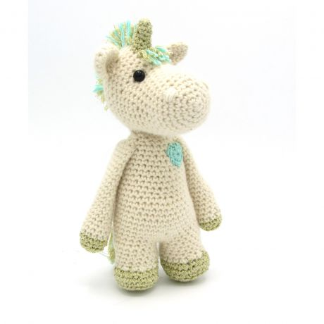Kit crochet HardiCraft - holly la licorne