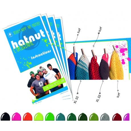 Hatnut flyers 20 pces