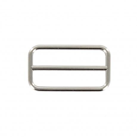 Boucle de serrage rectangulaire tige centrale - 3B Com 6bf980e643e